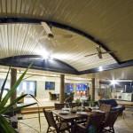 Adelaide Stratco Outback Curved Patio Verandah