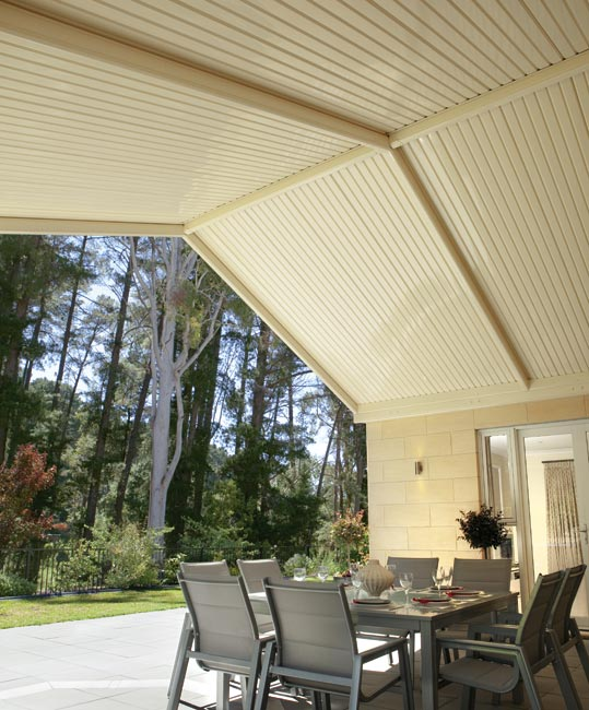 Stratco Outback Gable Patio Verandah All Type Roofing