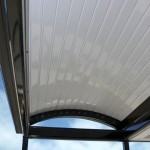 Stratco Outback Curved Patio Verandah