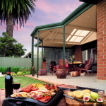 Gazebo Multispan Hip End Adelaide