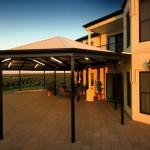 Gazebo Multispan Non-Standard Pergola Adelaide