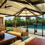 Gazebo Verandah Multispan Hip End Adelaide