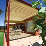 Sunroof Stratco Outback Verandah Adelaide Open