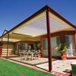 Sunroof Stratco Outback Verandah