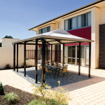 Heritage Dutch Gable Outback Verandah Pergola Carport