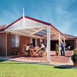 Heritage Outback Traditional Verandah Pergola Carport