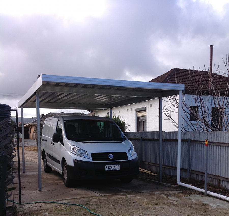 Idee carport perfect steel carport designs con best rv for Piani di garage free standing