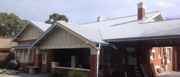 All Type Roofing Gutters