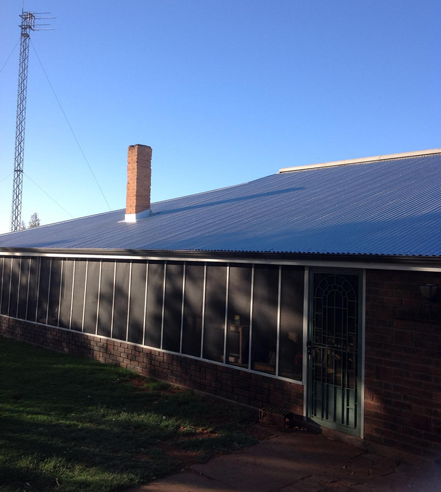 Reroofing Project With Zinc Cgi Roofing And Colorbond