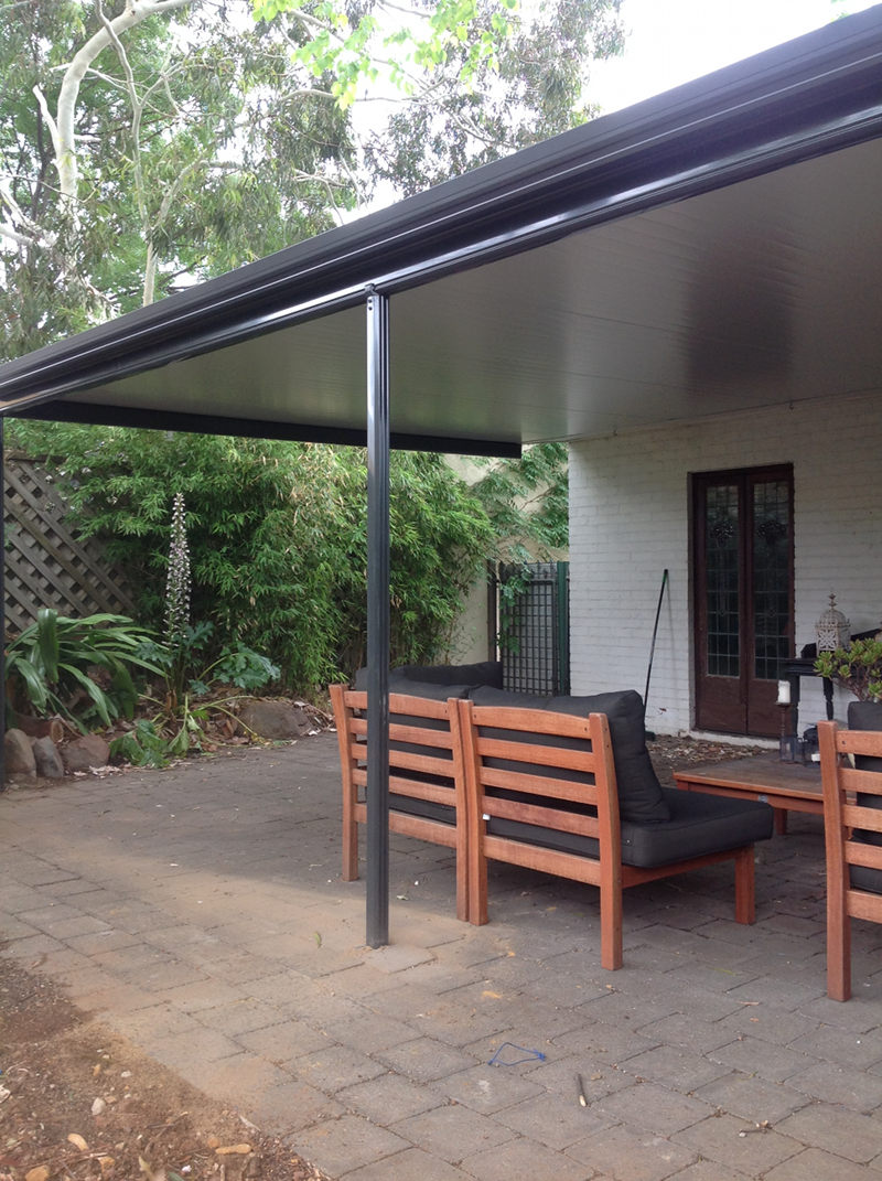 Flat Cool Deck Verandah With V Groove Profile All Type