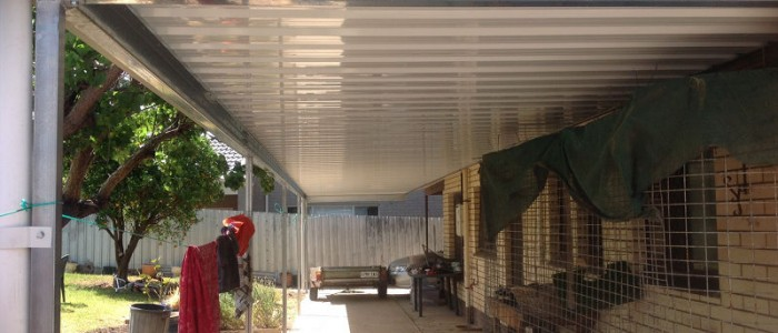 All Type Roofing - 7/9 - Verandahs