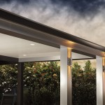 Pavillion by Stratco Edge Gutter