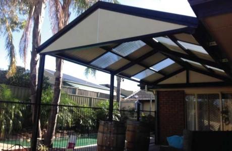 All Type Roofing Gable Verandah
