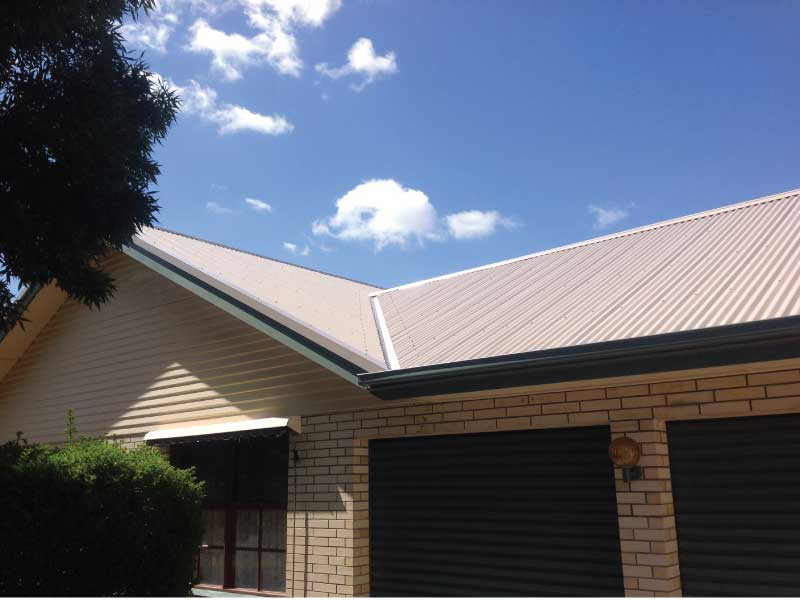 Tile To Iron Roof Conversion All Type Roofing