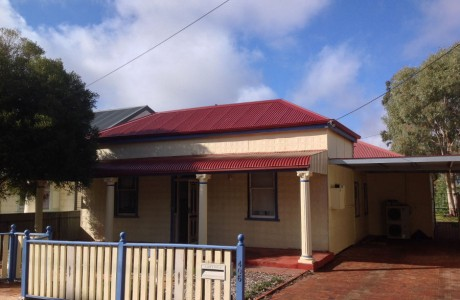 Broken Hill Re-roofing Project