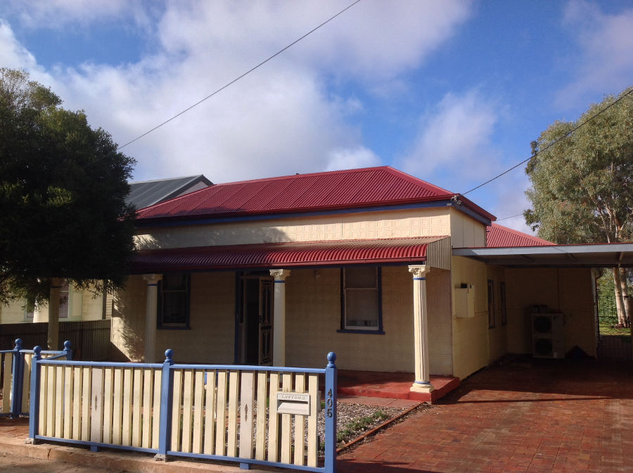 Broken Hill Roof Restoration Project All Type Roofing