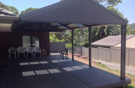 Heritage Gable Verandah Adelaide