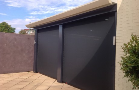 Stratco Pavilion Zip Screen Adelaide