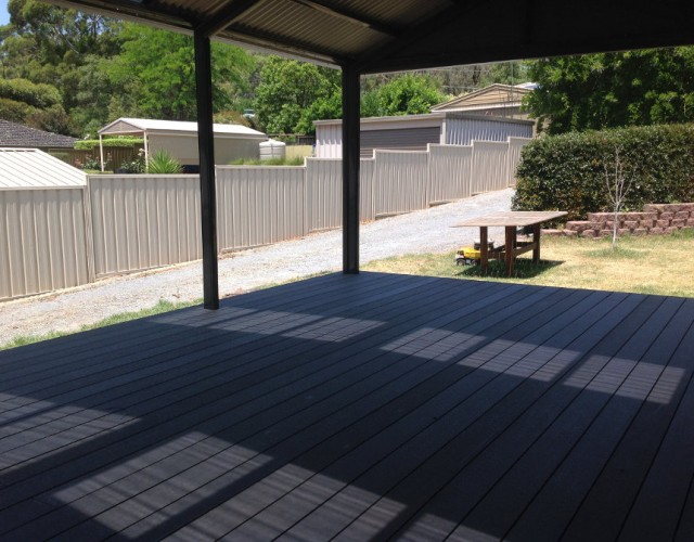 Heritage Gable Verandah With Timber Frame Deck All Type