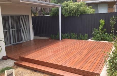 deck verandah