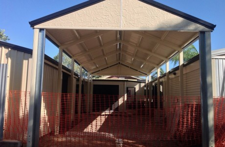 verandah gable south australia