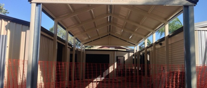 All Type Roofing - 3/9 - Verandahs
