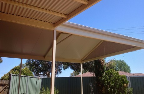 Cooldeck roof sheeting