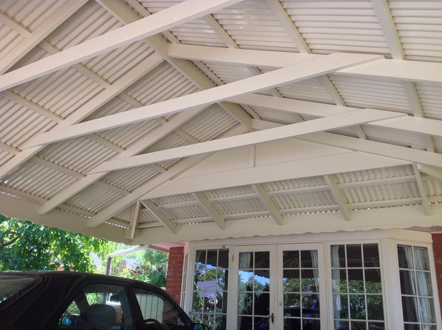 Dutch Gable Carport All Type Roofing