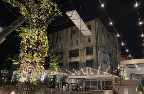 Eleven Roof Installation